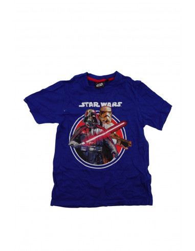 Starwars T-shirt str. 8 år