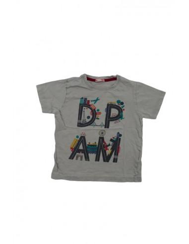 DPam T-shirt str. 3 år