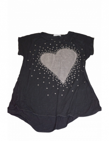 Creme Fraiche T-shirt Str. 9-10 år